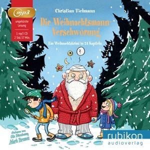 Die Weihnachtsmann-Verschwörung, Audio-CD - Christian Tielmann pdf epub