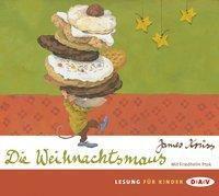 Die Weihnachtsmaus, 1 Audio-CD, James Krüss