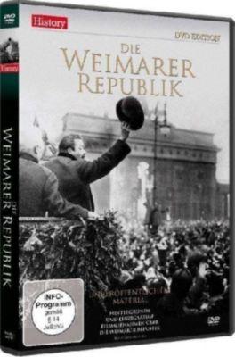 Die Weimarer Republik, 1 DVD