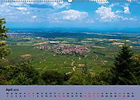 Die Weinstasse im Elsass (Wandkalender 2019 DIN A2 quer) - Produktdetailbild 4