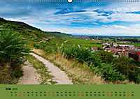 Die Weinstasse im Elsass (Wandkalender 2019 DIN A2 quer) - Produktdetailbild 5