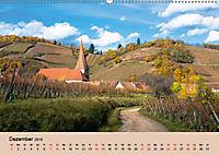 Die Weinstasse im Elsass (Wandkalender 2019 DIN A2 quer) - Produktdetailbild 12