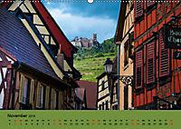 Die Weinstasse im Elsass (Wandkalender 2019 DIN A2 quer) - Produktdetailbild 11