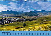 Die Weinstaße im Elsass (Wandkalender 2019 DIN A3 quer) - Produktdetailbild 6