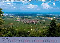 Die Weinstasse im Elsass (Wandkalender 2019 DIN A3 quer) - Produktdetailbild 4