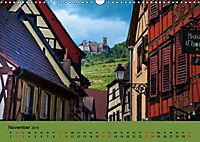 Die Weinstasse im Elsass (Wandkalender 2019 DIN A3 quer) - Produktdetailbild 11