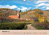 Die Weinstasse im Elsass (Wandkalender 2019 DIN A3 quer) - Produktdetailbild 12