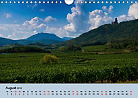 Die Weinstaße im Elsass (Wandkalender 2019 DIN A4 quer) - Produktdetailbild 8