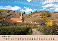 Die Weinstaße im Elsass (Wandkalender 2019 DIN A4 quer) - Produktdetailbild 12