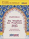 Die Weisheit des Propheten 2015 Abreisskalender