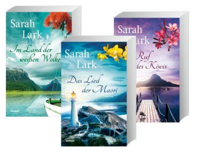 Die Weiße-Wolken-Trilogie Im Land der weißen Wolke/Das Lied der Maori/Der Ruf des Kiwis, Sarah Lark