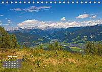 Die weiten Täler im Salzburger Land (Tischkalender 2019 DIN A5 quer) - Produktdetailbild 6
