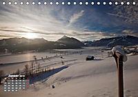 Die weiten Täler im Salzburger Land (Tischkalender 2019 DIN A5 quer) - Produktdetailbild 1