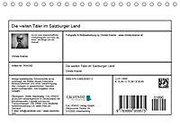 Die weiten Täler im Salzburger Land (Tischkalender 2019 DIN A5 quer) - Produktdetailbild 13