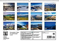 Die weiten Täler im Salzburger Land (Wandkalender 2019 DIN A3 quer) - Produktdetailbild 13