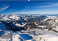 Die weiten Täler im Salzburger Land (Wandkalender 2019 DIN A2 quer) - Produktdetailbild 3