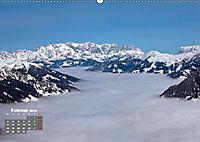 Die weiten Täler im Salzburger Land (Wandkalender 2019 DIN A2 quer) - Produktdetailbild 2