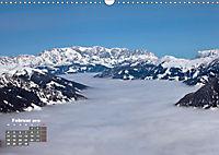 Die weiten Täler im Salzburger Land (Wandkalender 2019 DIN A3 quer) - Produktdetailbild 2