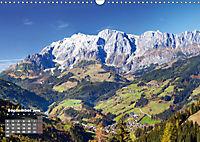 Die weiten Täler im Salzburger Land (Wandkalender 2019 DIN A3 quer) - Produktdetailbild 9