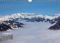 Die weiten Täler im Salzburger Land (Wandkalender 2019 DIN A4 quer) - Produktdetailbild 2