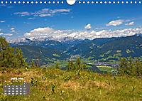 Die weiten Täler im Salzburger Land (Wandkalender 2019 DIN A4 quer) - Produktdetailbild 6
