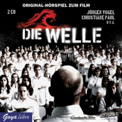 Die Welle, 2 Audio-CDs, Morton Rhue