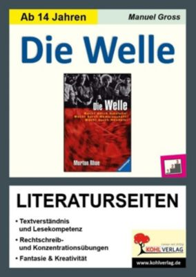 Die Welle - Literaturseiten, Christian Gross