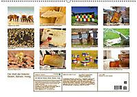 Die Welt der Imkerei: Blüten, Bienen, Honig (Wandkalender 2019 DIN A2 quer) - Produktdetailbild 13