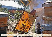 Die Welt der Imkerei: Blüten, Bienen, Honig (Wandkalender 2019 DIN A2 quer) - Produktdetailbild 4