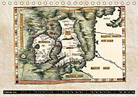 Die Welt nach Ptolemäus (Tischkalender 2019 DIN A5 quer) - Produktdetailbild 2