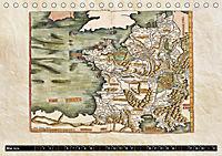 Die Welt nach Ptolemäus (Tischkalender 2019 DIN A5 quer) - Produktdetailbild 5