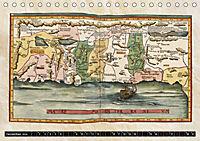 Die Welt nach Ptolemäus (Tischkalender 2019 DIN A5 quer) - Produktdetailbild 12