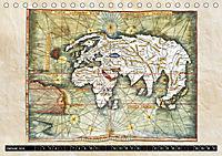 Die Welt nach Ptolemäus (Tischkalender 2019 DIN A5 quer) - Produktdetailbild 1