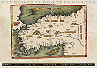 Die Welt nach Ptolemäus (Tischkalender 2019 DIN A5 quer) - Produktdetailbild 8