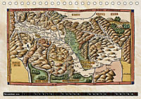 Die Welt nach Ptolemäus (Tischkalender 2019 DIN A5 quer) - Produktdetailbild 11