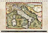 Die Welt nach Ptolemäus (Tischkalender 2019 DIN A5 quer) - Produktdetailbild 9