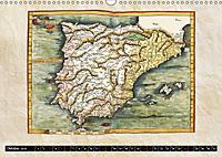 Die Welt nach Ptolemäus (Wandkalender 2019 DIN A3 quer) - Produktdetailbild 10