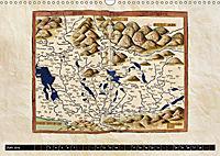 Die Welt nach Ptolemäus (Wandkalender 2019 DIN A3 quer) - Produktdetailbild 6