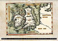 Die Welt nach Ptolemäus (Wandkalender 2019 DIN A3 quer) - Produktdetailbild 2