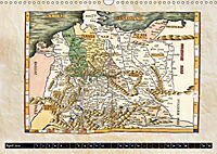 Die Welt nach Ptolemäus (Wandkalender 2019 DIN A3 quer) - Produktdetailbild 4