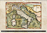 Die Welt nach Ptolemäus (Wandkalender 2019 DIN A3 quer) - Produktdetailbild 9