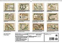 Die Welt nach Ptolemäus (Wandkalender 2019 DIN A3 quer) - Produktdetailbild 13