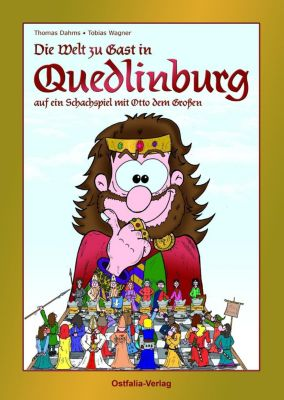 Die Welt zu Gast in Quedlinburg - Thomas Dahms pdf epub