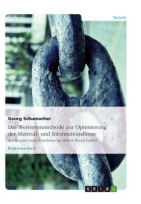Die Wertstrommethode zur Optimierung der Material- und Informationsflüsse, Georg Schumacher