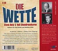Die Wette, 6 Audio-CDs - Produktdetailbild 1