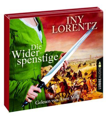 Die Widerspenstige, 6 Audio-CDs, Iny Lorentz