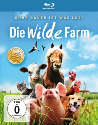 Die wilde Farm, Dominique Garing, Frédéric Goupil, Marie-Pierre Muller