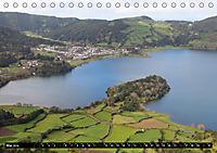 Die wilde Schönheit der Azoren - Sao Miguel (Tischkalender 2019 DIN A5 quer) - Produktdetailbild 5