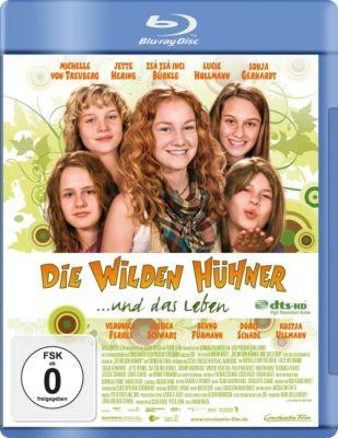 Die Wilden Hühner und das Leben, Cornelia Funke, Vivian Naefe, Uschi Reich, Thomas Schmid