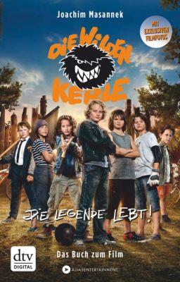 Die wilden Kerle - Die Legende lebt, Joachim Masannek